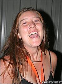 Tami Jo Gertz, packing coordinator