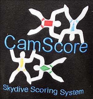 CamScore logo