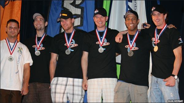 VFS open silver medalists SDC Standard XP