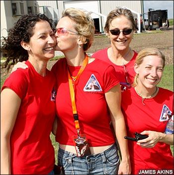 Skydive Spaceland staff and volunteers