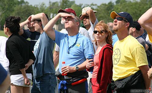 TSR spectators
