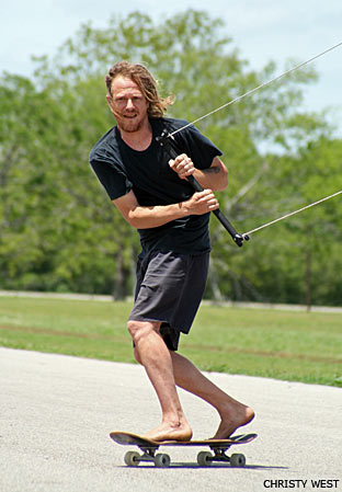 Will kiteboarding