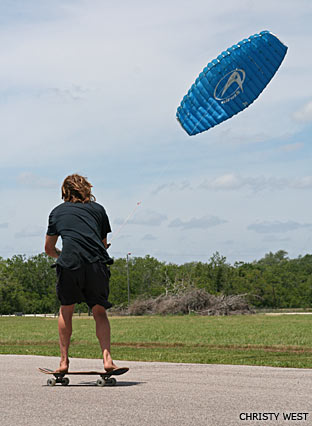 Will kiteboarding