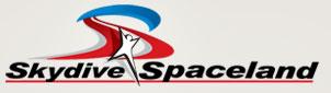 Skydive Spaceland logo