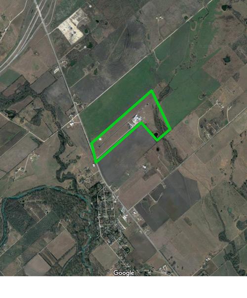 Skydive Spaceland San Marcos Aerial Photo